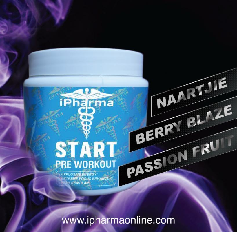 iPharma Pre Workout